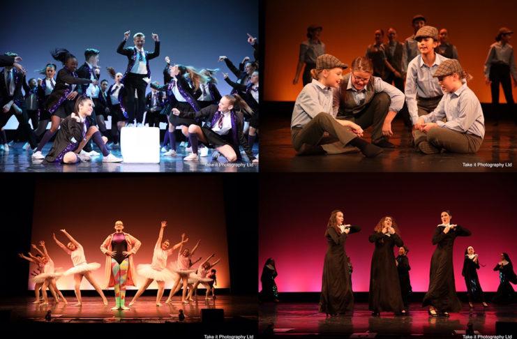 Performing arts school franchise